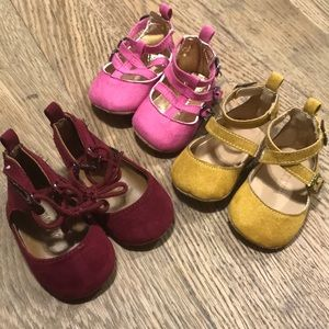 Old Navy Baby Shoe Lot